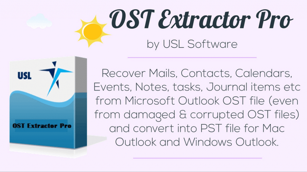 Microsoft Exchange OST to PST