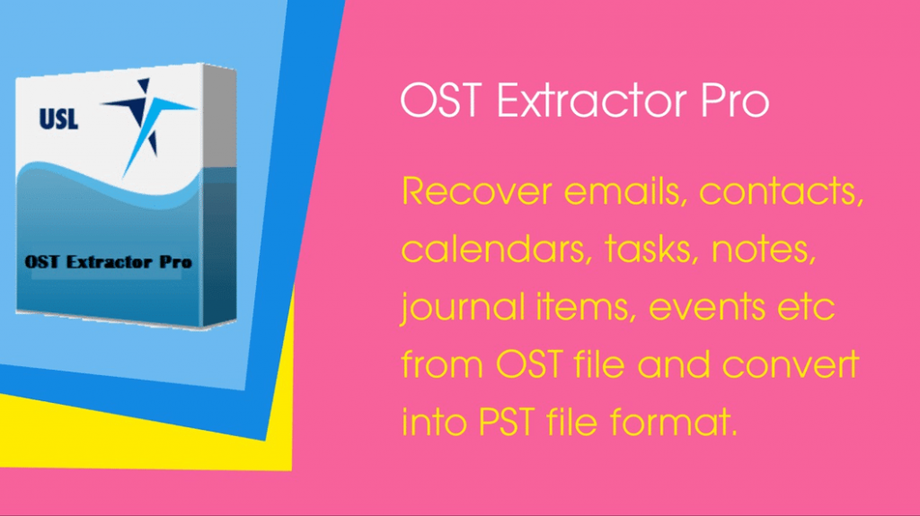 convert outlook ost files to pst