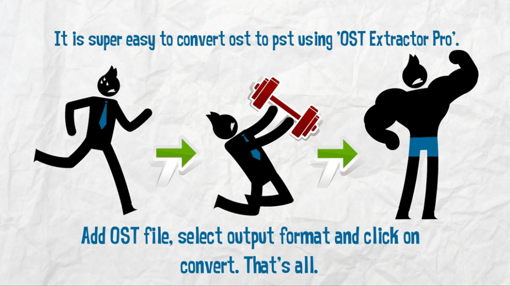 ost to olm converter