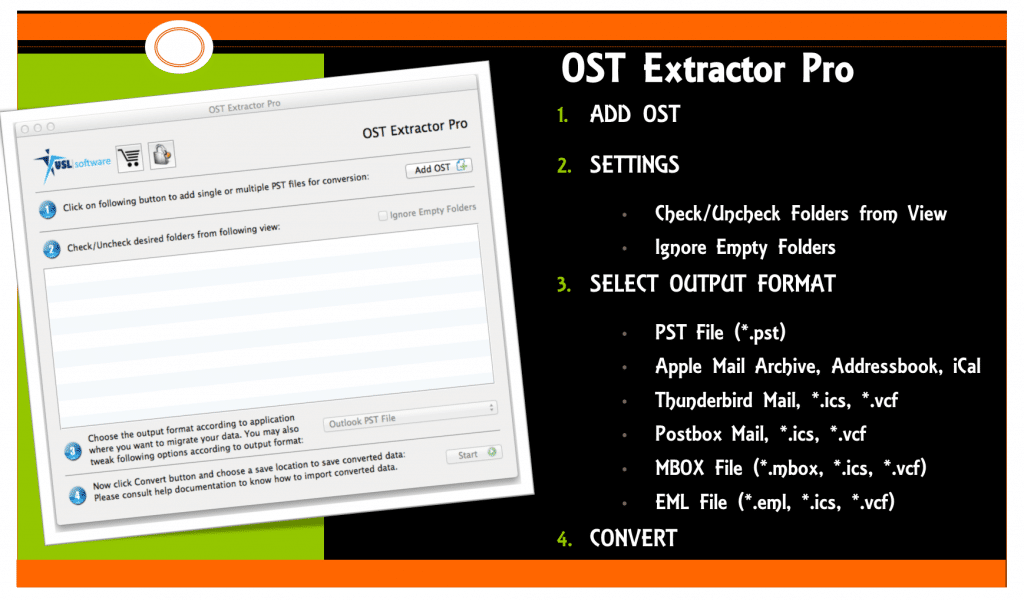 convert ost file to pst online