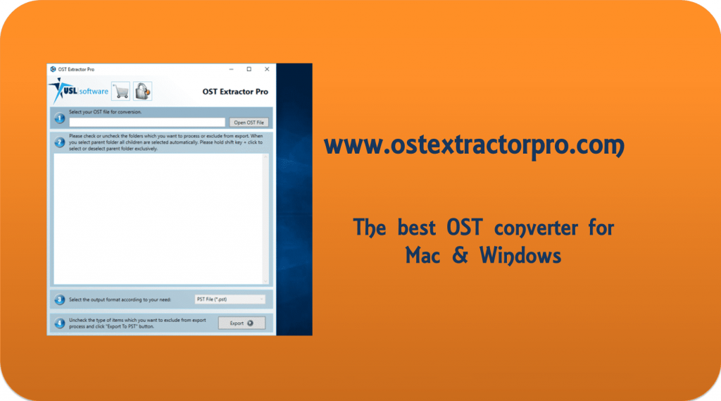 upload ost to outlook 365