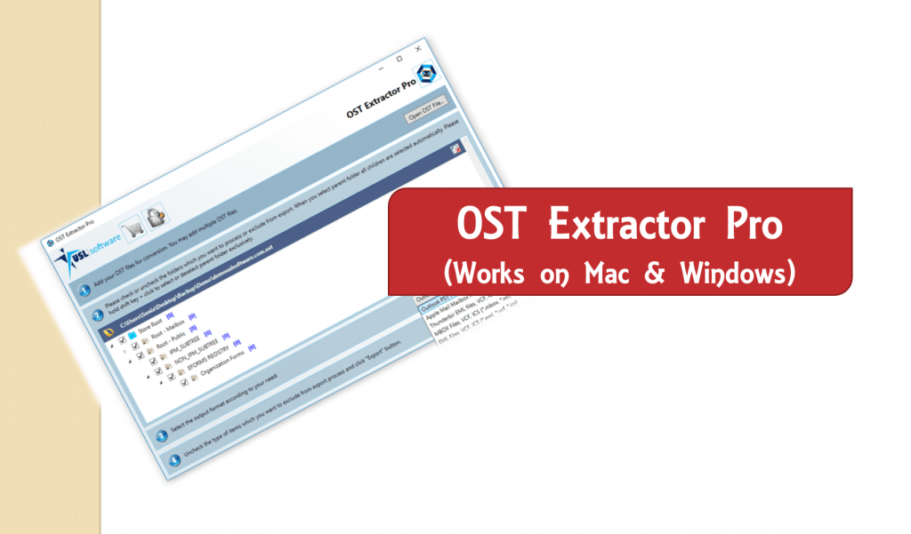 ost files to mbox