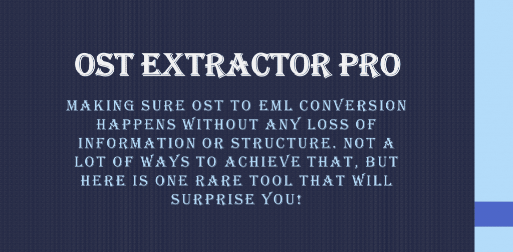 ost to eml conversion software