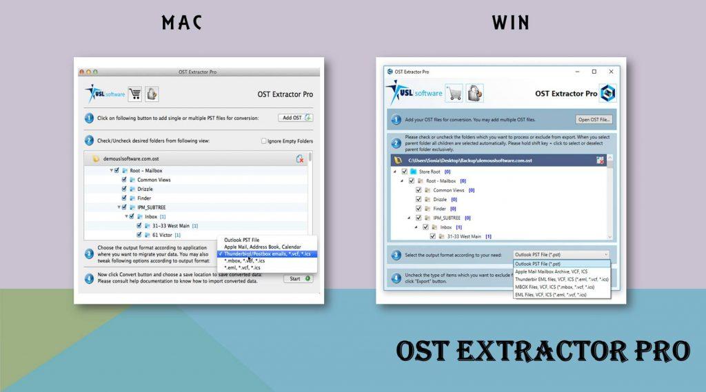 open ost file in office 365